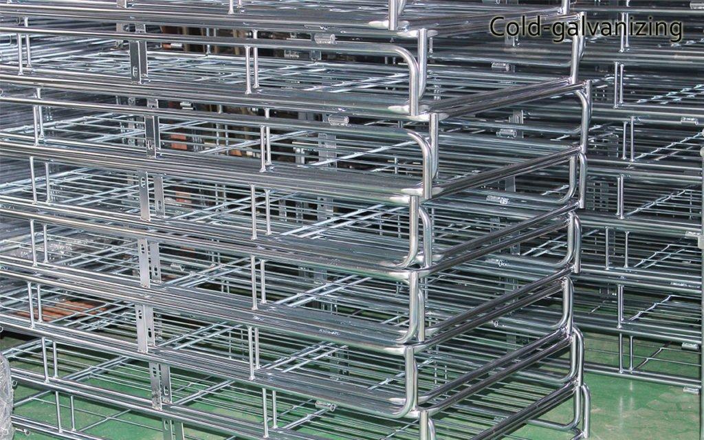 cold galvanizing vs hot galvanizing