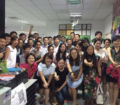 CARING team China manufacturer