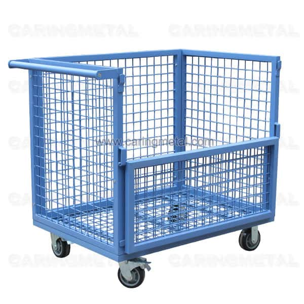 warehouse picking tool carts