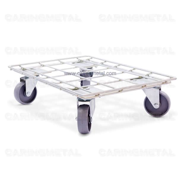 Silver Color Wire Dolly