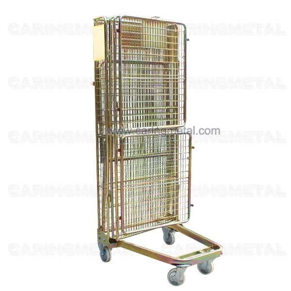 A Frame Transport Trolley