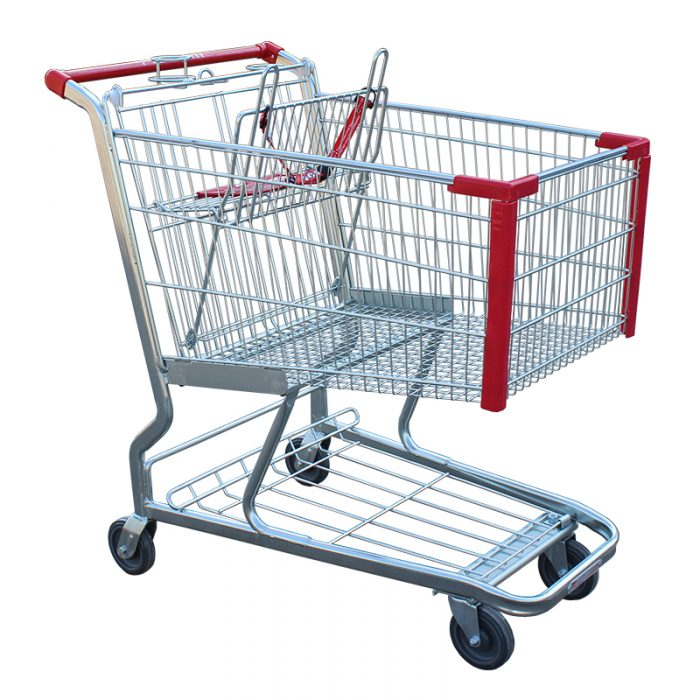 Grocery Store Style Carts